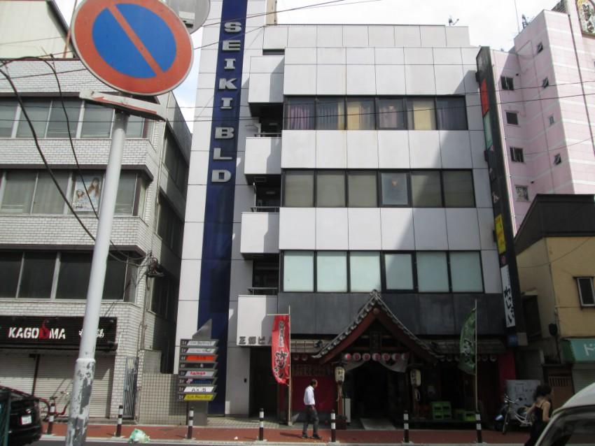 千葉市中央区富士見 正輝ビル様 外壁塗装工事